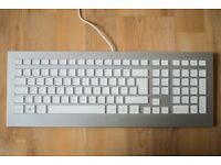 Cherry JK-0300GB Strait Keyboard - UK Layout
