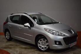 PEUGEOT 207 1.6 HDI SW ACTIVE 5d 92 BHP (silver) 2012