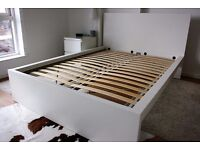 MALM Bed Frame Standard Double