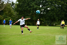 Play 11 a side football in london. Simple pay as you play football
