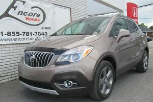 2013 Buick Encore Leather/JAMAIS ACCIDENTÉ/CUIR/