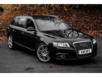 Audi A6 Avant 2.0 TDI S Line Special Edition