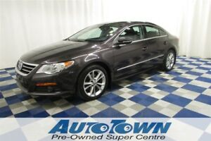 2011 Volkswagen PASSAT CC Sportline/ACCIDENT FREE/LEATHER/HTD SE