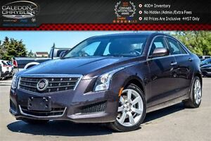 2014 Cadillac ATS RWD|Leather|Bluetooth|Heated Front Seats|Keyle