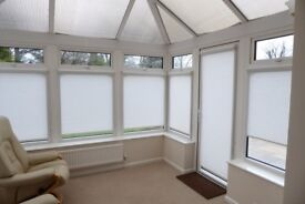 Conservatory blinds - quality blinds for windows and roof
