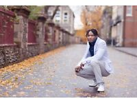 Photographer - Portraits, head shots, child and family photography. For portfolio, CV, Linkedin