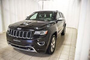 2014 Jeep Grand Cherokee Overland, Cuir, diesel ,Toit ouvrant pa