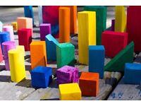 Workspace Creche - Dalston / Hackney - Creatives, Artists & Freelancers with Children