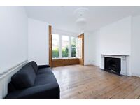 FINSBURY PARK ROAD, N4: STUNNING 3 BED FLAT, LARGE PRIVATE GARDEN, QUIET STREET, CLOSE TO TUBE