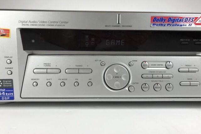 Sony STR-K840P Digital Audio Control Center 5 1 Channel 100 Watt Stereo  Receiver GLASGOW | in Baillieston, Glasgow | Gumtree