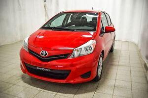 2014 Toyota Yaris LE Gr. Commodite, Tres bas km, Gr. Electrique,