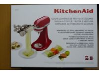 Kitchen aid spiralizer 5KSMSC