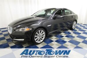 2013 Jaguar XF V6 AWD/NAV/REAR CAM/SUNROOF/LOADED!!