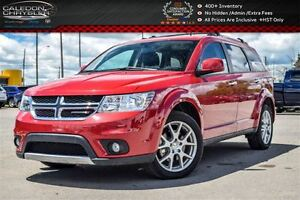 2016 Dodge Journey R/T AWD 7 Seater Sunroof DVD Bluetooth Backup