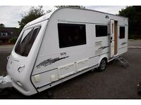Elddis Oddessey 2007 model - in excellent condition - extras included.