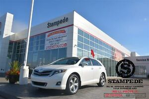 2014 Toyota Venza LIMITED V6  Top Package w/Navigation!!!-TOYOTA