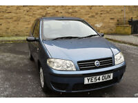 2004 FIAT PUNTO 1.2 ACTIVE **38,000 MILES** **1 LADY OWNER** **FSH - 12 STAMPS**
