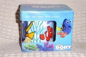 Disney's Finding Dory NEW, BOXED Children's, Child's Mug, Histon