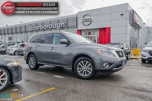 2015 Nissan Pathfinder S-ACCIDENT FREE-UNDER 17000KM'S!!!