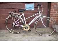 "Vintage/Retro Raleigh Caprice Ladies Town Bike.19""Frame.6 Speed.Serviced (23.5)"