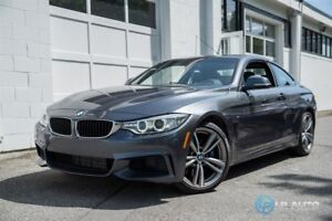 2014 BMW 435i xDrive Coupe w/ M Performance 1 & 2!!