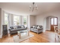 Brand new one bedroom flat with garden, parking and close to beach