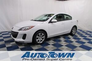 2012 Mazda MAZDA3 GX ACCIDENT FREE!!/GREAT PRICE!/ SATE RADIO