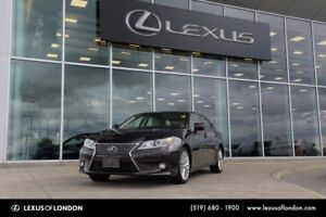 2014 Lexus ES 350 TECHNOLOGY PACKAGE * NAVIGATION LANE DEPARTURE