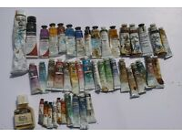 Artist's Oil Paints