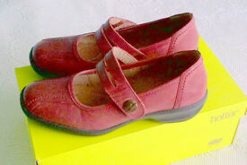 Hotter Shoes - Leather - Size 5