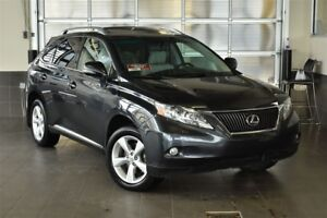 2010 Lexus RX 350 Premium Package | Cooled Seats | Sunroof | Lea