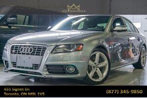 2010 Audi S4 Premium NAVI lLOADED Certified