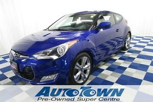 2012 Hyundai Veloster NAV/TECH PKG/PANOROOF/REV CAM/LOCAL