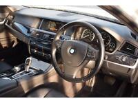 BMW 5 SERIES 520D SE AUTO 4 Door Saloon 190 BHP Full History 1 (white) 2014