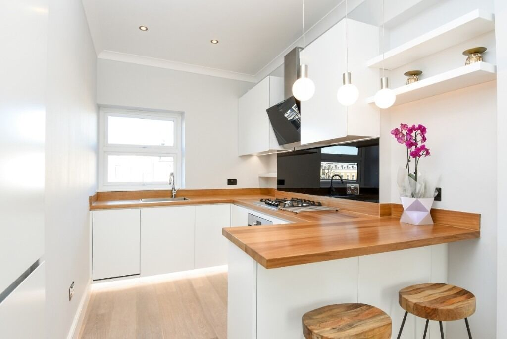 A modern one bedroom property in a Victorian period conversion, Lillie Road, SW6