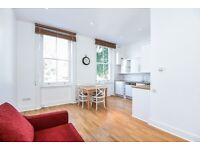 A lovely 1 bed Victorian conversion flat, on a quiet residential street , Merrington Road, SW6