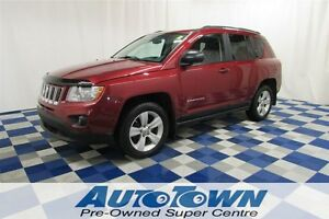 2011 Jeep Compass Sport/North 4X4/ACCIDENT FREE