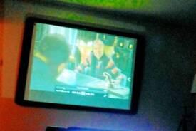 Promethean projector screen