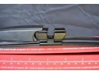 "FOR AUDI - A6/S6/RS6 AVANT MK3 2006-2011 FRONT WIPER BLADES UNIBLADE (22"")"