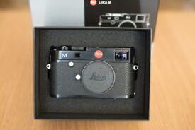 Leica M Typ 240 M240 - boxed