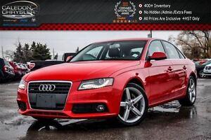 2011 Audi A4 2.0T Premium|Quattro|Sunroof|Bluetooth|Leather|Hea