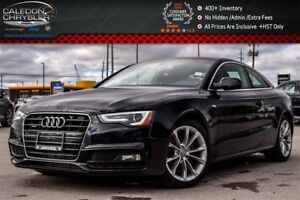 2016 Audi A5 S line|Quattro|Navi|Sunroof|Bluetooth|Heated Front