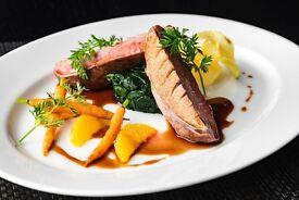 Restaurant Supervisor • Up to £18,000pa • Luxury DAKOTA DELUXE HOTEL • Leeds city centre • Permanent