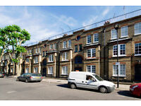 Spacious & charming 2 double bed garden apartment on the ground floor of this Edwardian Building