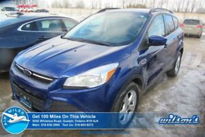 2014 Ford Escape SE ECO-BOOST | LOW KILOMETERS | REAR CAM | HEAT