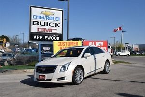 2014 Cadillac XTS V SPORT, NAV, TWIN TURBO POWER, VERY RARE