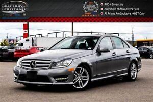 2013 Mercedes-Benz C-Class C 300|4Matic|Navi|Sunroof|HTDFrSeats|