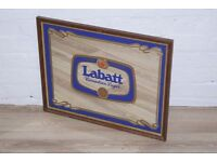 Labatt Pub Mirror (DELIVERY AVAILABLE)