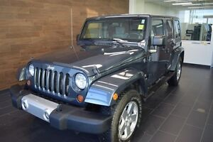 2008 Jeep WRANGLER UNLIMITED Sahara 4D Utility 4WD New Tires New