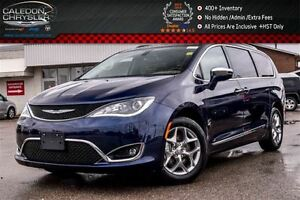 2017 Chrysler Pacifica Limited|Navi|Pano Sunroof|Backup Cam|Blue